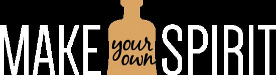 makeyourownspirit logo wit zwart